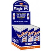 Magic25 Disposable Cigarette Filters - 30 Packs