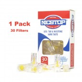 Nicstop Disposable Cigarette Filter