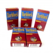 TarBlock Disposable Cigarette Filters-5 Packs