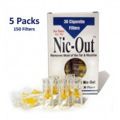 Nic-Out Disposable Cigarette Filter 5 Packs
