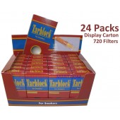TarBlock Disposable Cigarette Filters 24Packs